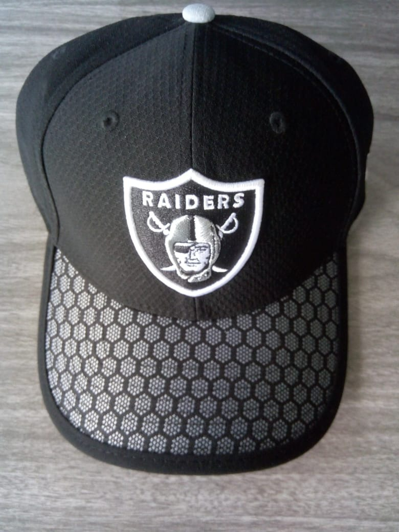 Gorra Original New Era Oakland Raiders Medium Large Nfl -   499.00 ... 56cb4075db8