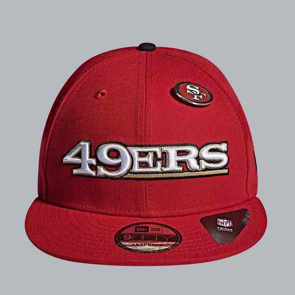 Gorra Original New Era San Francisco 49ers -   899.00 en Mercado Libre 2338560bdbb