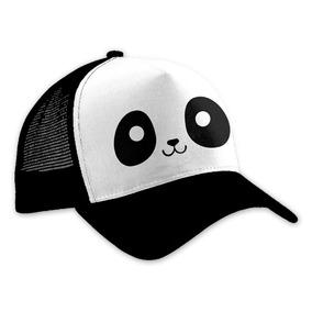 Resultado de imagen para gorras panda