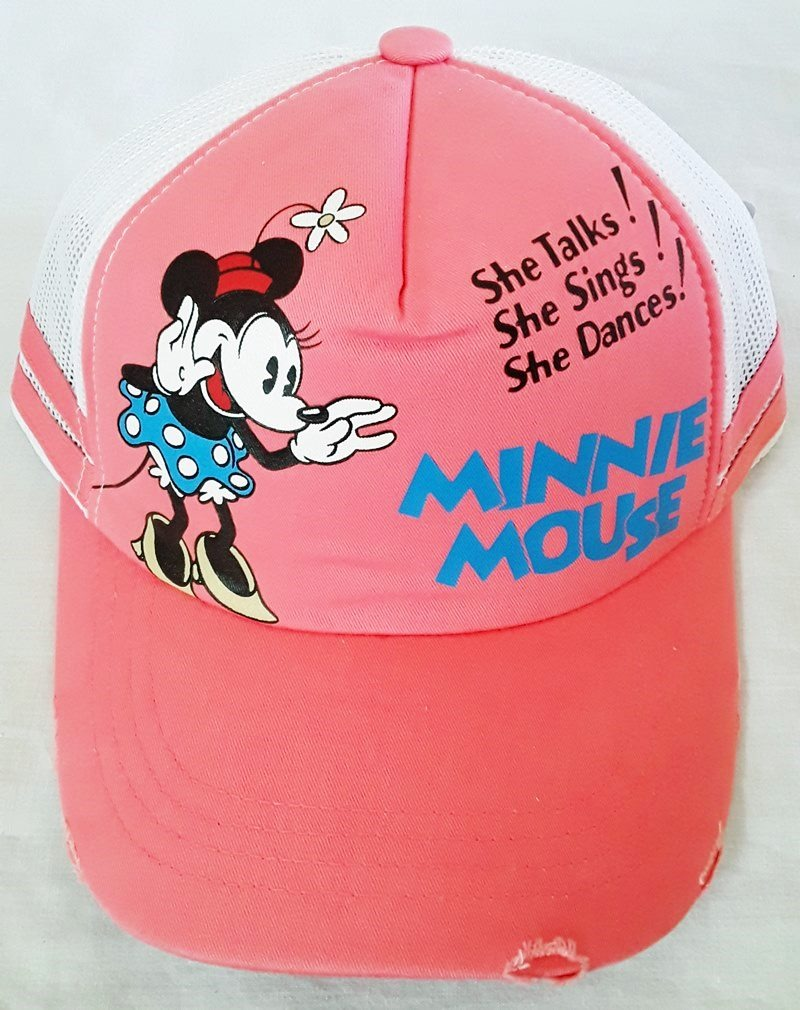 gorra para niña disney minnie mouse. Cargando zoom. 0b390450ded