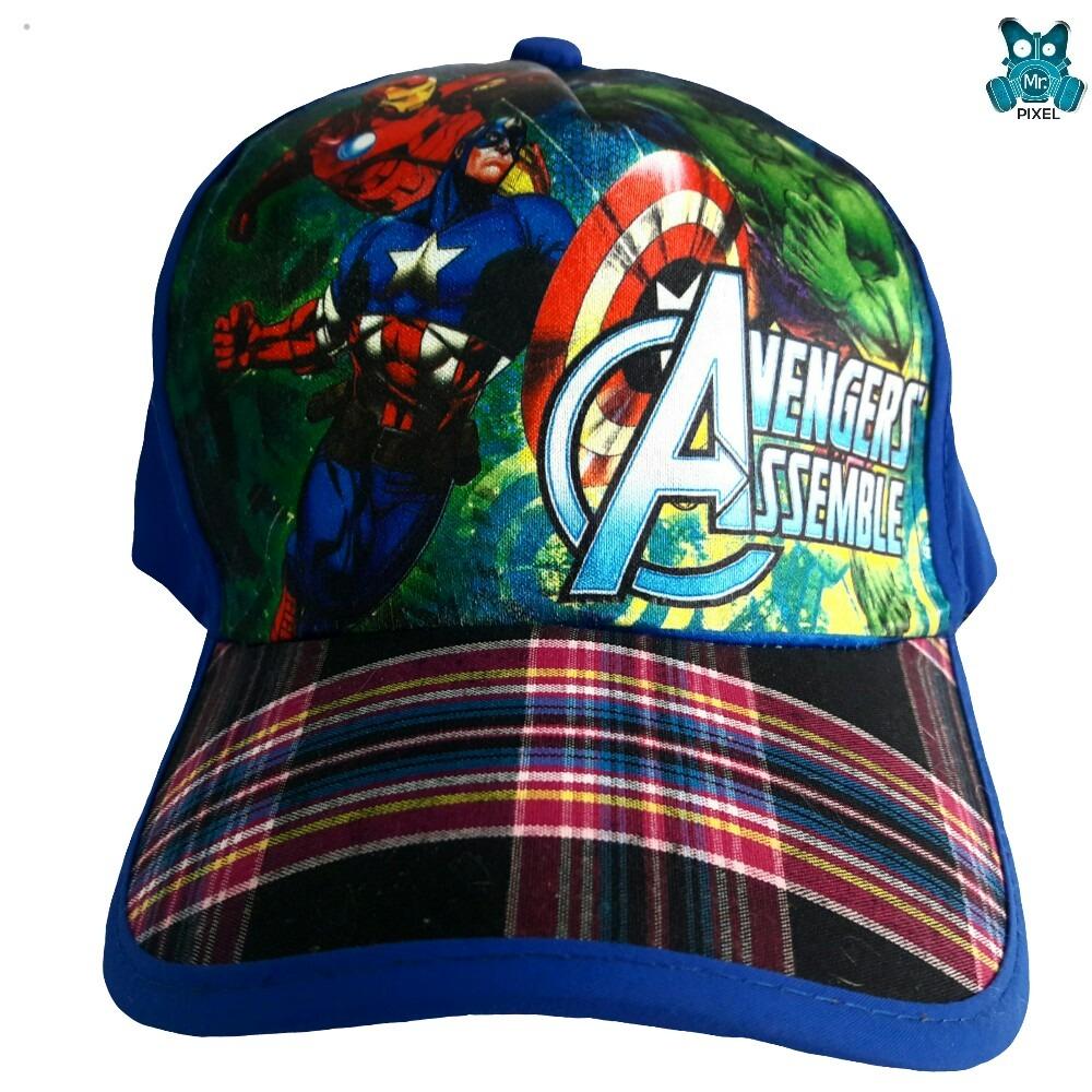 57b70ed5c7bc5 Gorra Para Niño Avengers Superhéroes -   10.000 en Mercado Libre