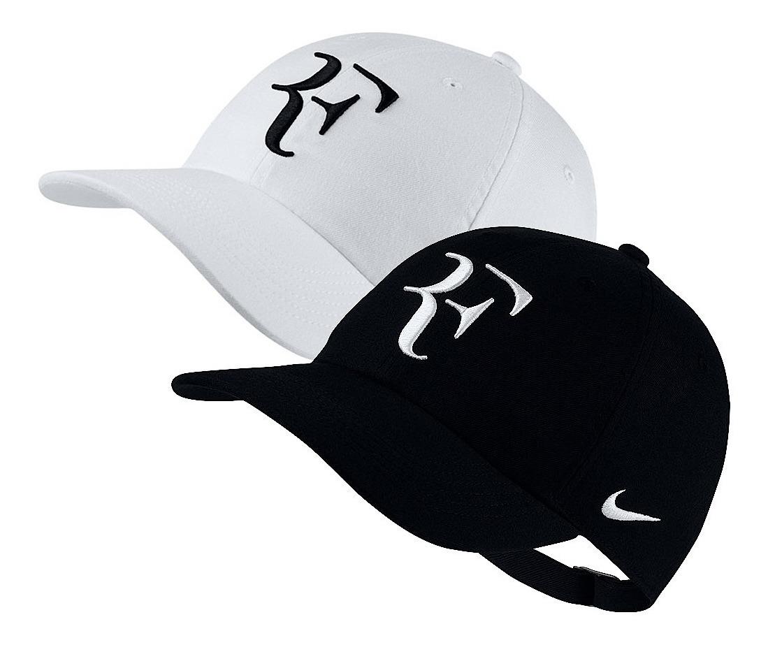 Nombrar Cita Paja  Gorra Para Tenis Nike Roger Federer Original - $ 99.900 en Mercado Libre