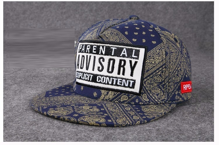96789f03dc48b Gorra Parental Advisory Hard Core-skate-rap-metal-hip Hop -   259.00 ...