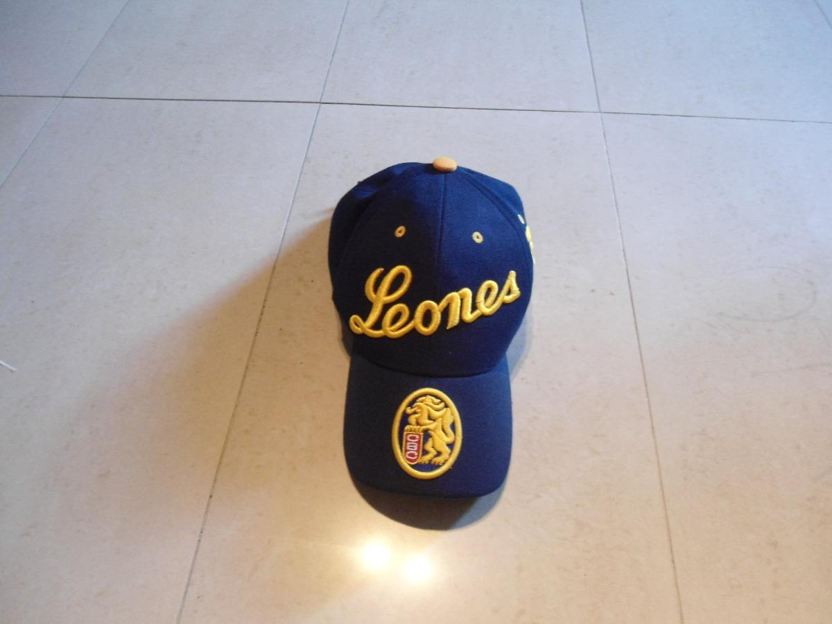 gorra pelotero original leones del caracas. Cargando zoom. faa87a440d8