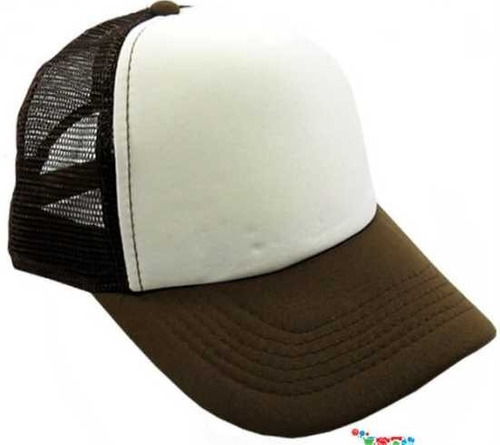 gorra personalizada con vinil de malla trasera