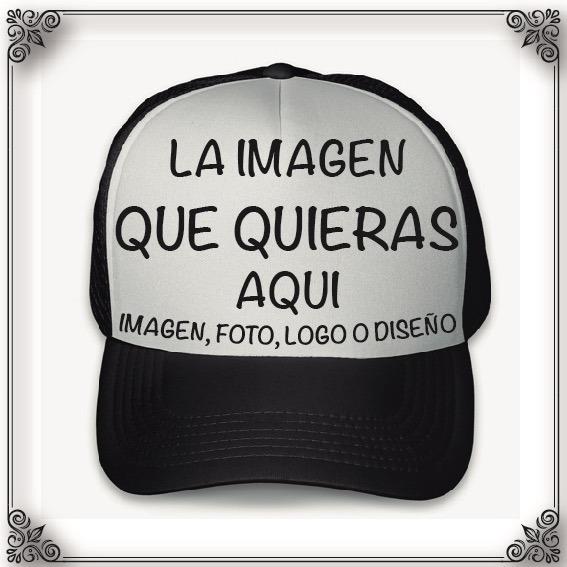 Gorra Personalizada La Imagen Que Quieras c3f7e8fbe5e