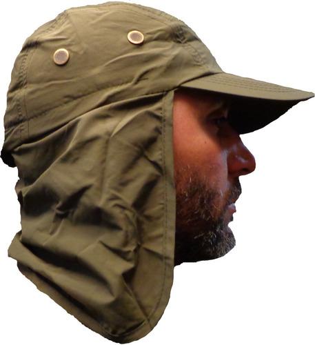 gorra pesca caza camping