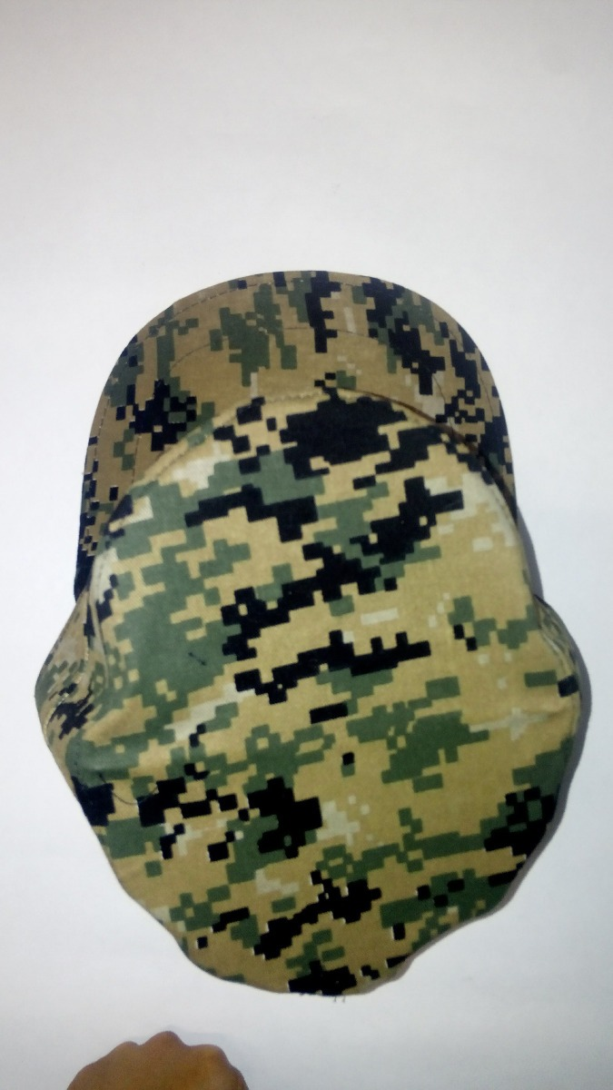 Gorra Pixelada Tactica Tipo Militar Combate Chanchomon -   100.00 en ... a8620425ed6