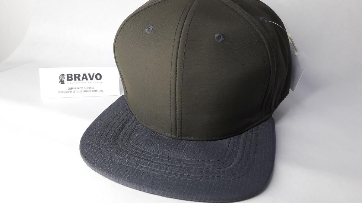 gorra plana combinada excelente calidad bravo indumentaria. Cargando zoom. d27d15eee70