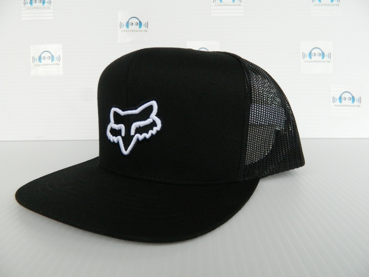 Gorra Plana Fox Racing Station Snapback Malla 100% Original ... 30a591cf0e3