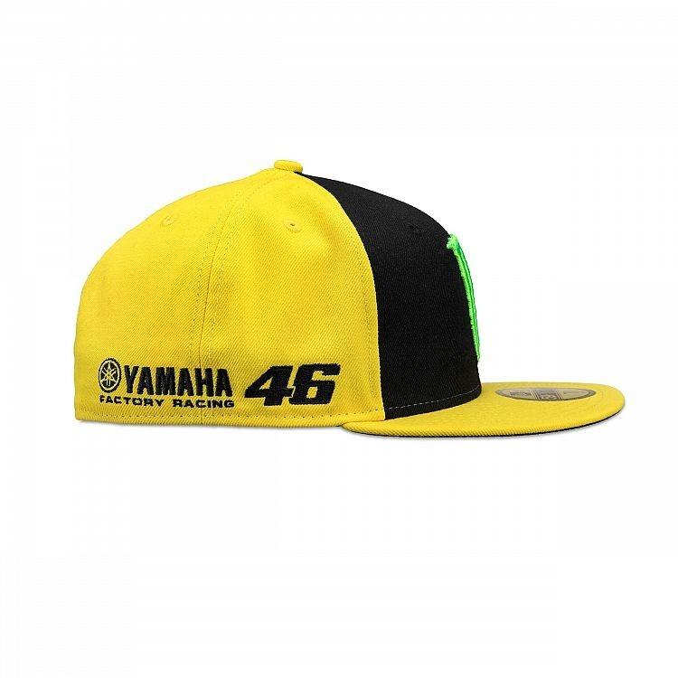 Gorra Plana Monster Amarlla Valentino Rossi Vr 46 -   1.120 6060e2a47d9