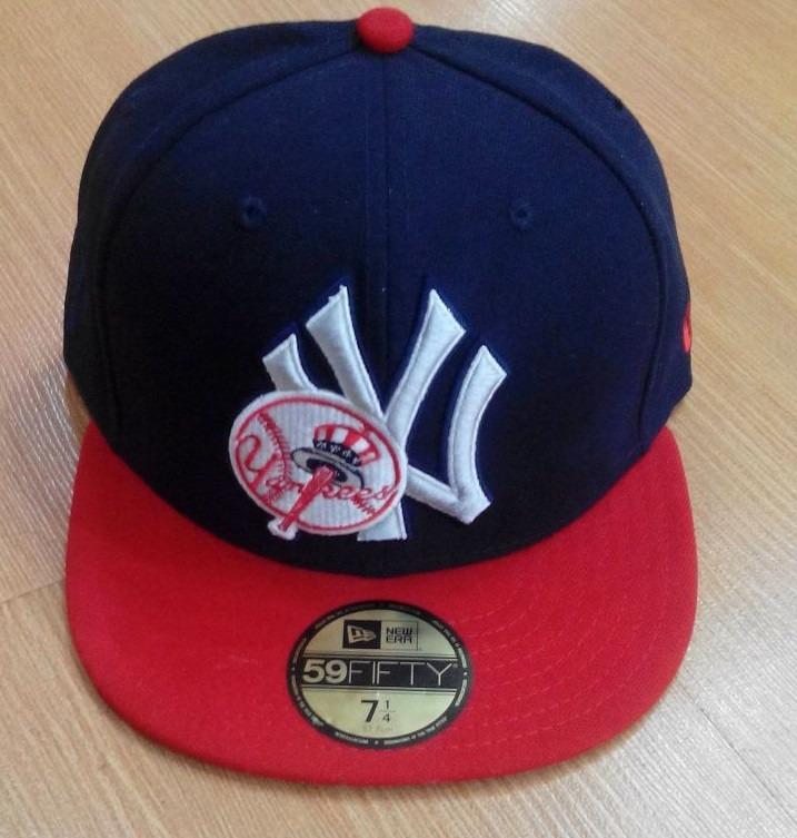 ca931e7525af4 Gorra Plana New Era New York Yankees -   79.997 en Mercado Libre
