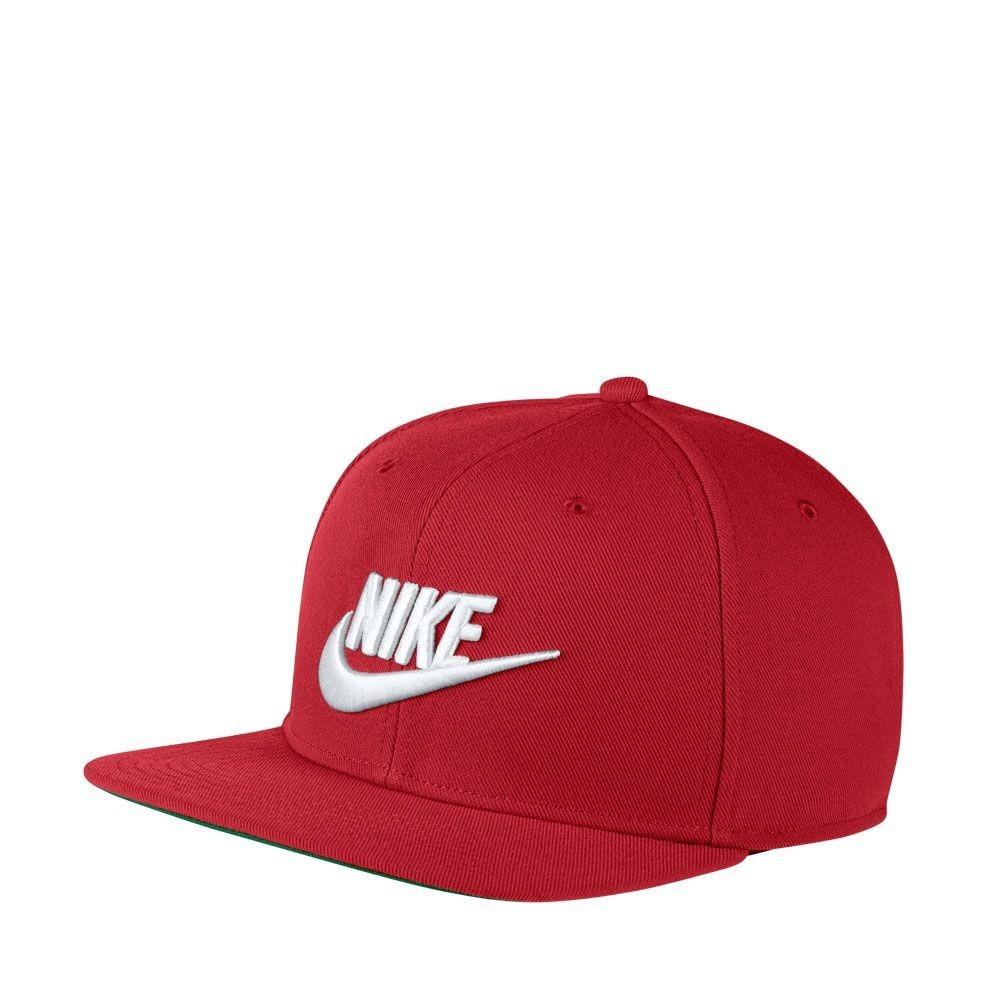 9c26082fcfee6 Gorra Plana Nike Hombre Color Rojo Con Blanco Im270 -   636.00 en ...