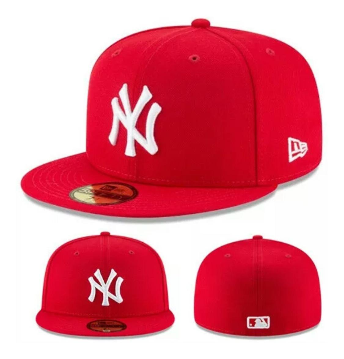 gorras new era yankees roja
