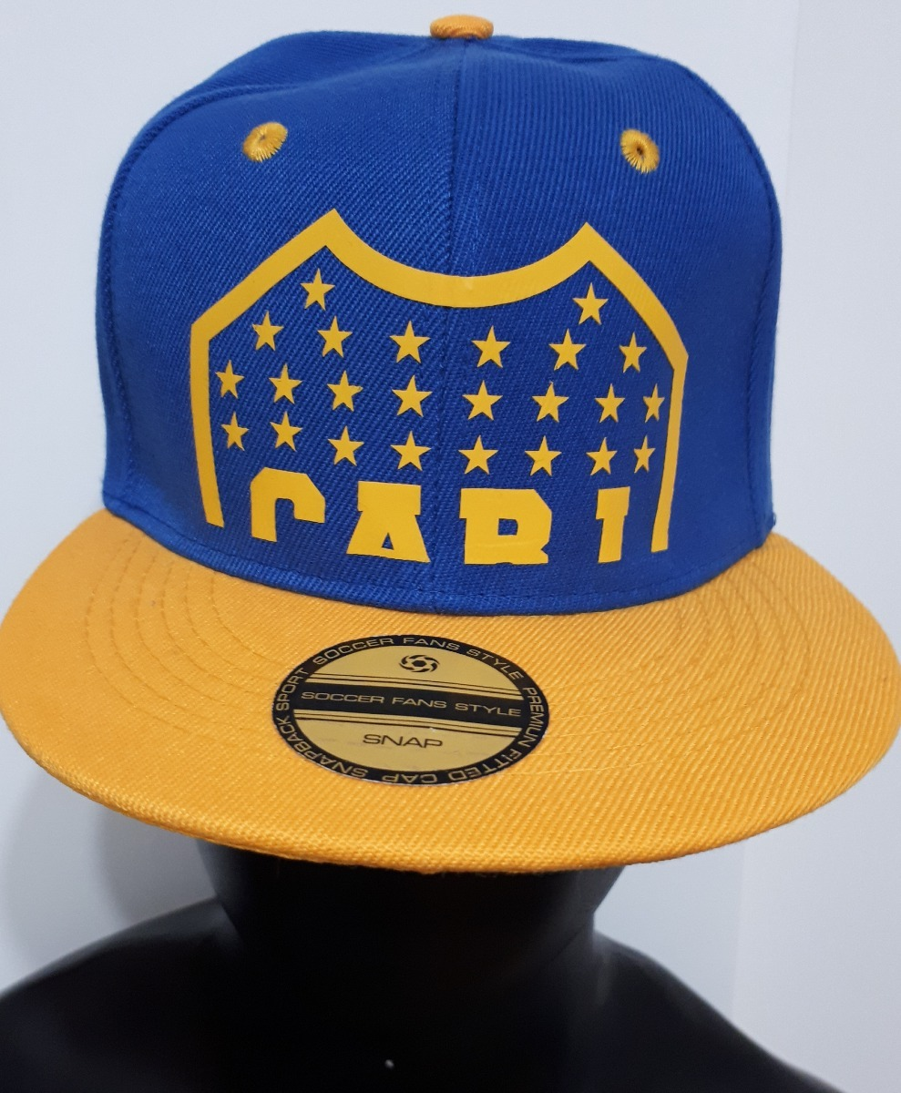 bc289cd5876 gorra plana snapback boca juniors sfs exclusiva.!! Cargando zoom.
