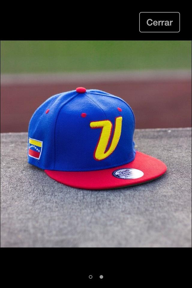 gorra plana venezuela béisbol. Cargando zoom. d97edbb4e09