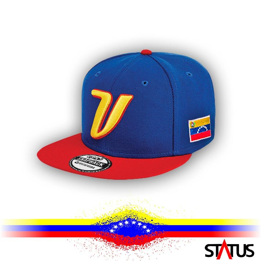 gorra plana venezuela béisbol clásico mundial. Cargando zoom. 84101b2c136