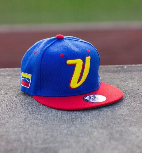gorra plana venezuela béisbol clásico mundial