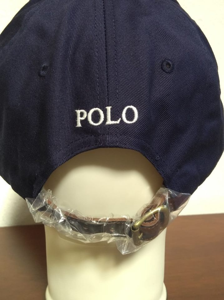 69c161e27679e gorra polo ralph lauren para caballero navy 100% original!!! Cargando zoom.