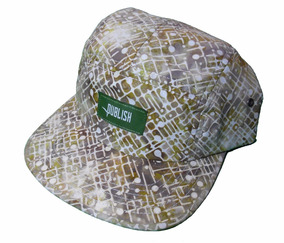 2852a190b055 Gorra Publish 5 Paneles Huf Stussy Supreme Diamond Rip Obey