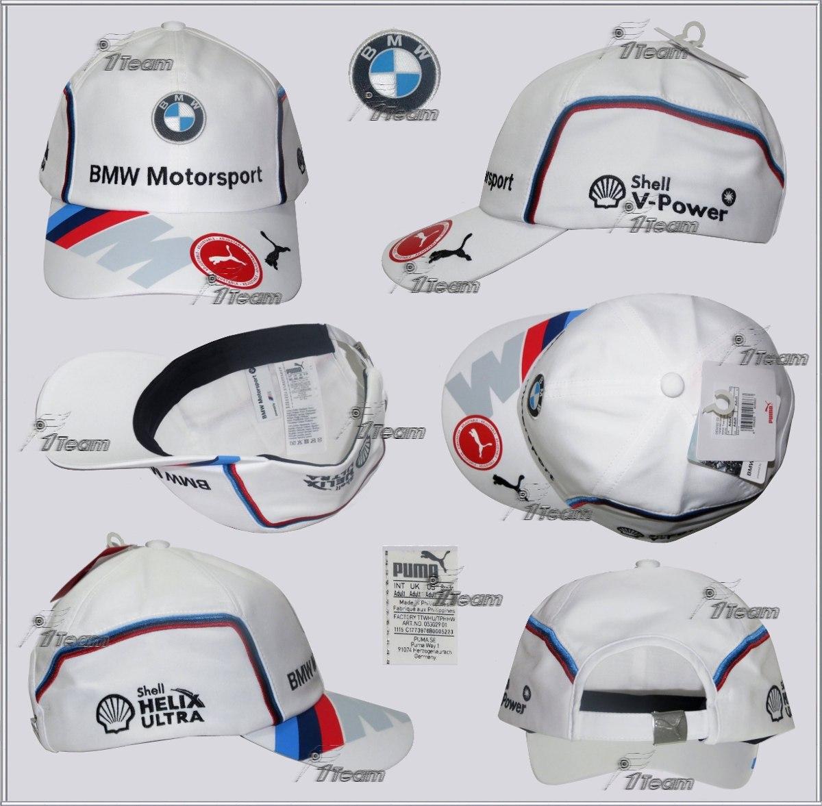 Gorra puma motorsport genuina con holograma serial cargando zoom jpg  1200x1177 Gorras puma bmw sport d3060fe5373