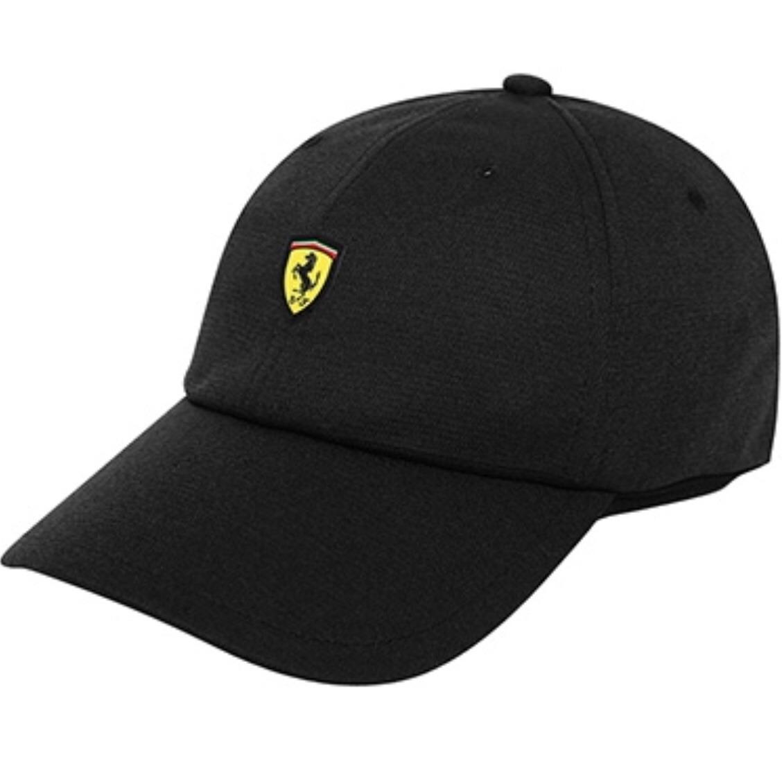 Gorra Puma Fanwear Ferrari Negra Envío Gratis -   798.00 en Mercado ... 1a9e125919f