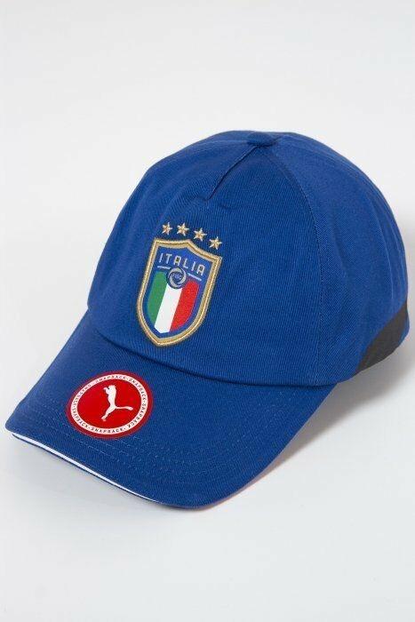 gorra italia puma