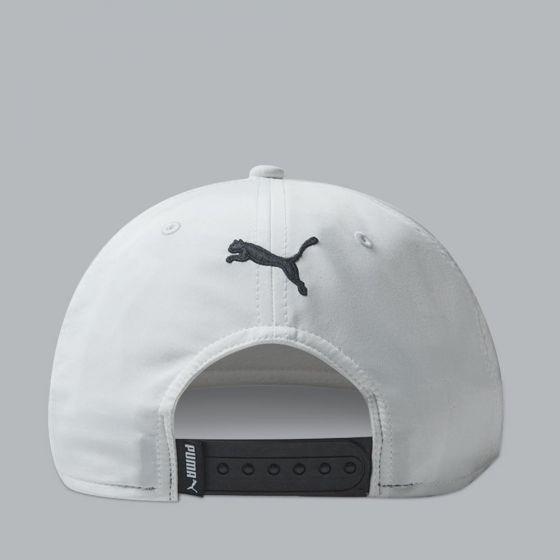 eaa800aa Gorra Puma Flat Blanca-negro Para Caballero - $ 799.00 en Mercado Libre