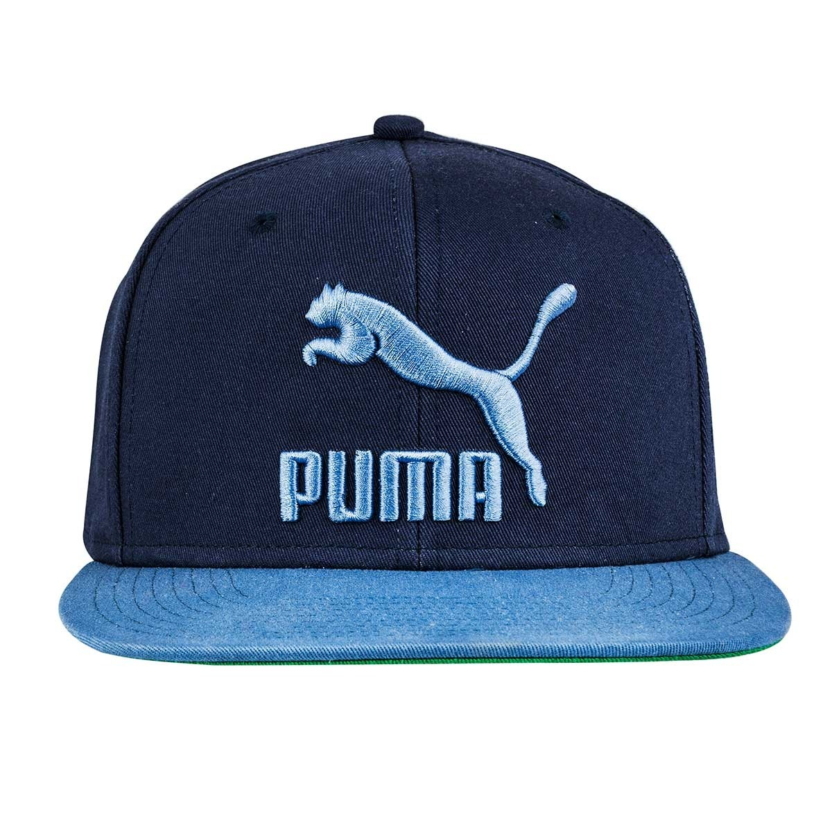 Gorra Puma Ls Colourblock Azul H77989 100% Original + Envio ... 2d41fb807c3
