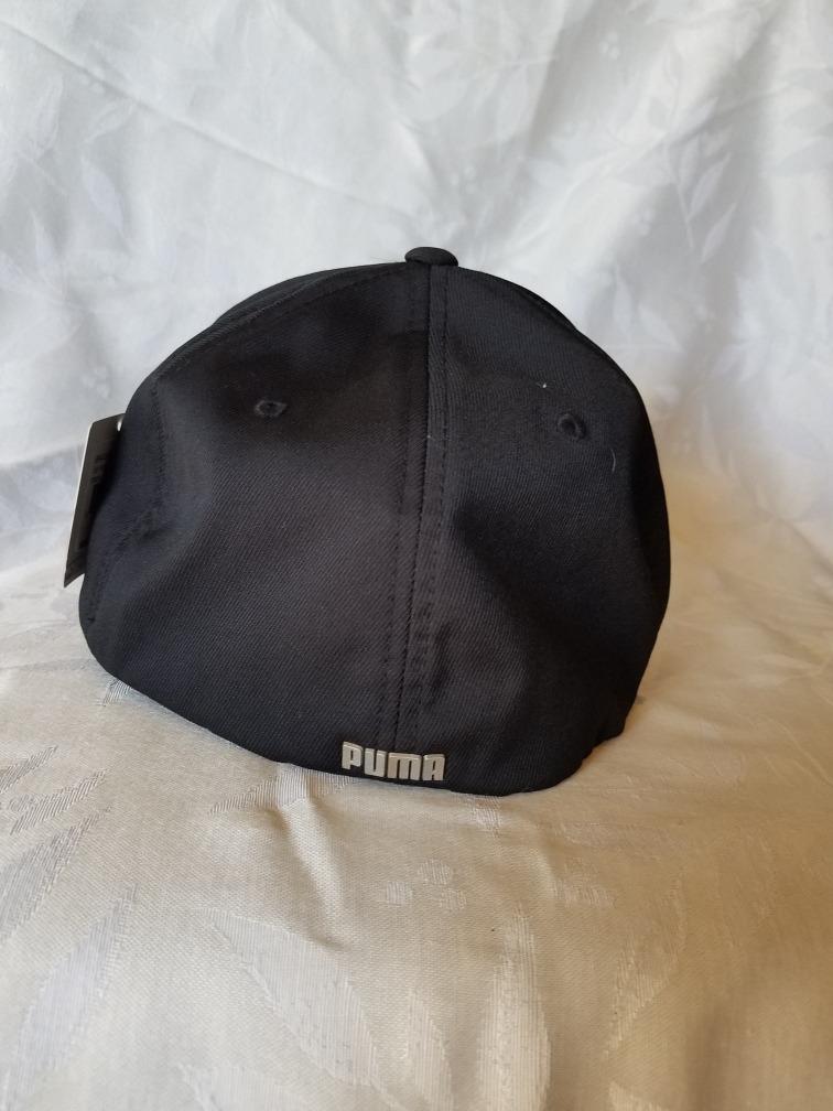 puma negra 44