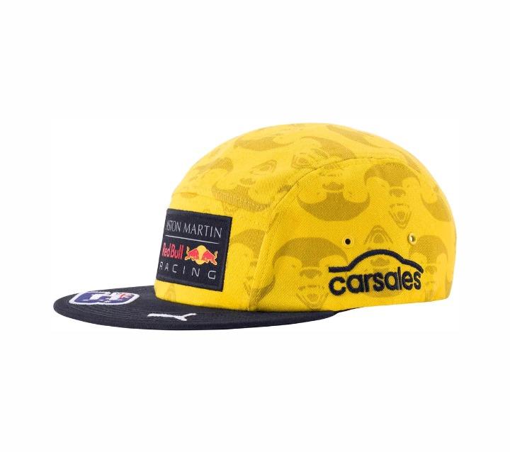 Gorra Puma Red Bull Racing F1 Ricciardo Australia 2018 -   3.690 ab98d66c57d