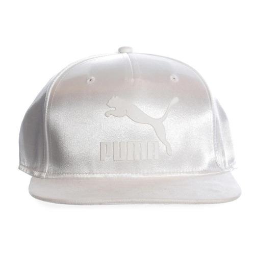 gorra puma ringside - 02104102 - blanco - unisex