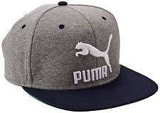 ffa3a6be2363f Gorra Puma Snap Back 100%original Visera Plana Gris -   379.00 en ...