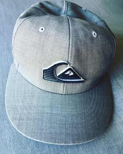 gorra quiksilver importada usada única original