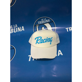 Gorra Racing Club Blanca