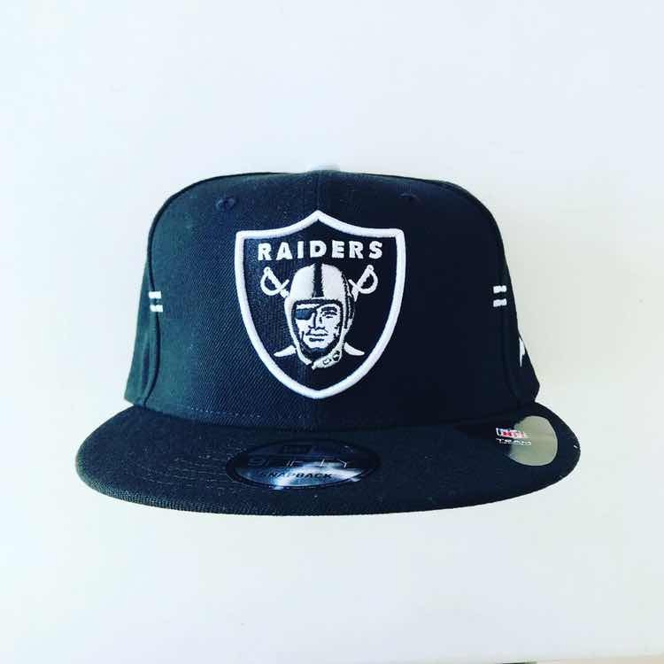 Gorra Raiders New Era! Original -   680.00 en Mercado Libre 9a1f737e8cb