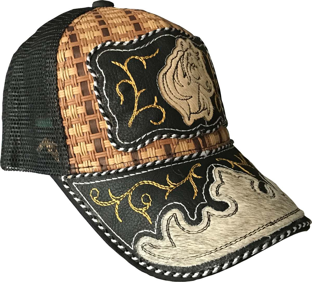 6614127b6aac6 Gorra Ranchera Gorranchera Mexicana -   40.000 en Mercado Libre