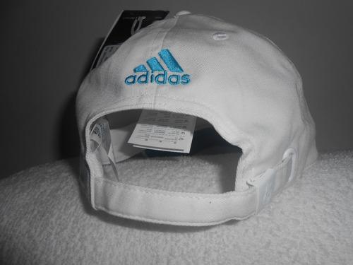 Gorra Real Madrid adidas Original -   760 77f7ceffe9cb8