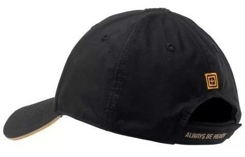 gorra recruit negro marca 5.11 original