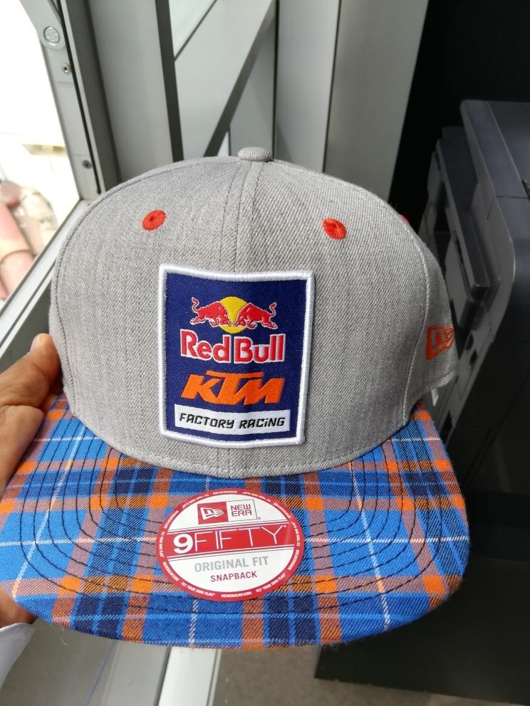 gorra red bull factory racing new era snapback nueva origina. Cargando zoom. 0e6e1c63718