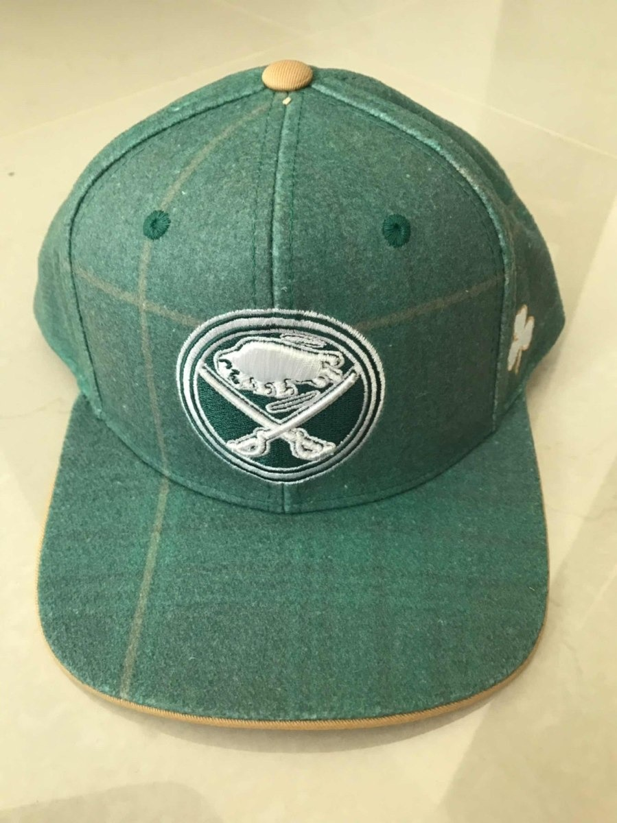 separation shoes 9129f 12fd9 Gorra Reebok Nhl St. Patrick 's Day Buffalo Sabres Ajus