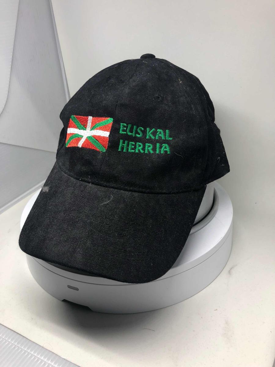 Gorra República Vasca   País Vasco. Talla Ajustable. -   99.00 en ... 8f9b4836006