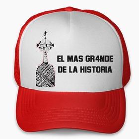 Gorra River Campeón Libertadores 2018