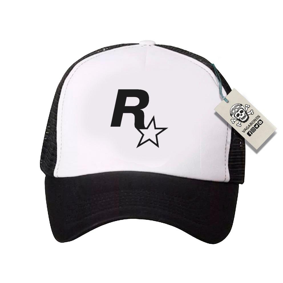 Gorra rockstar energy drink trucker vagabonds cargando zoom jpg 992x992  White rockstar energy drink 0ca6884dd2b