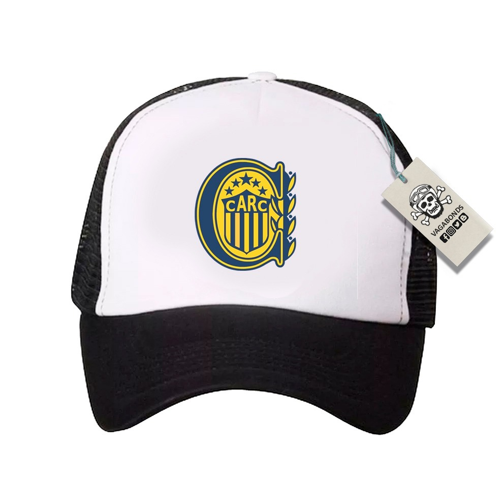 gorra rosario central trucker futbol club - vagabonds. Cargando zoom. 98c97279488