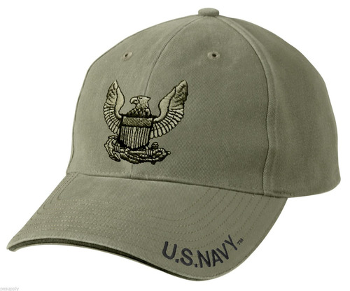 gorra rothco us navy eagle baseball / bajo pedido_exkarg