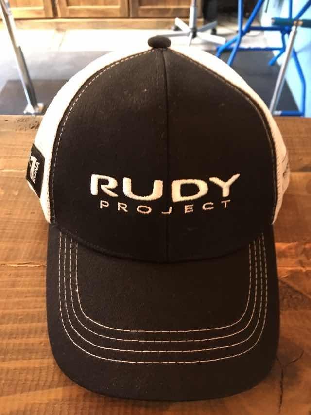 Gorra Rudy Project Edición Especial Kona Negro blanco -   500.00 en ... 413b94ba4e8