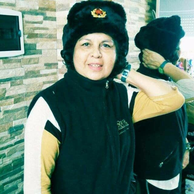 Gorra Rusa Ushanka. Original De Moscu. Excelente Calidad ... 6f2da3e3813