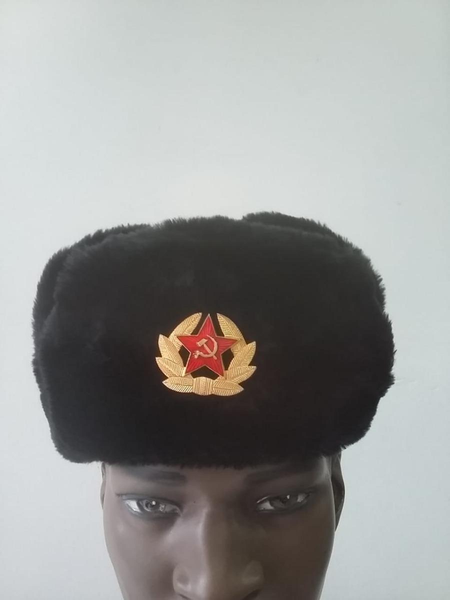 gorra rusa ushanka. original de rusia! Cargando zoom. e6b5a652162