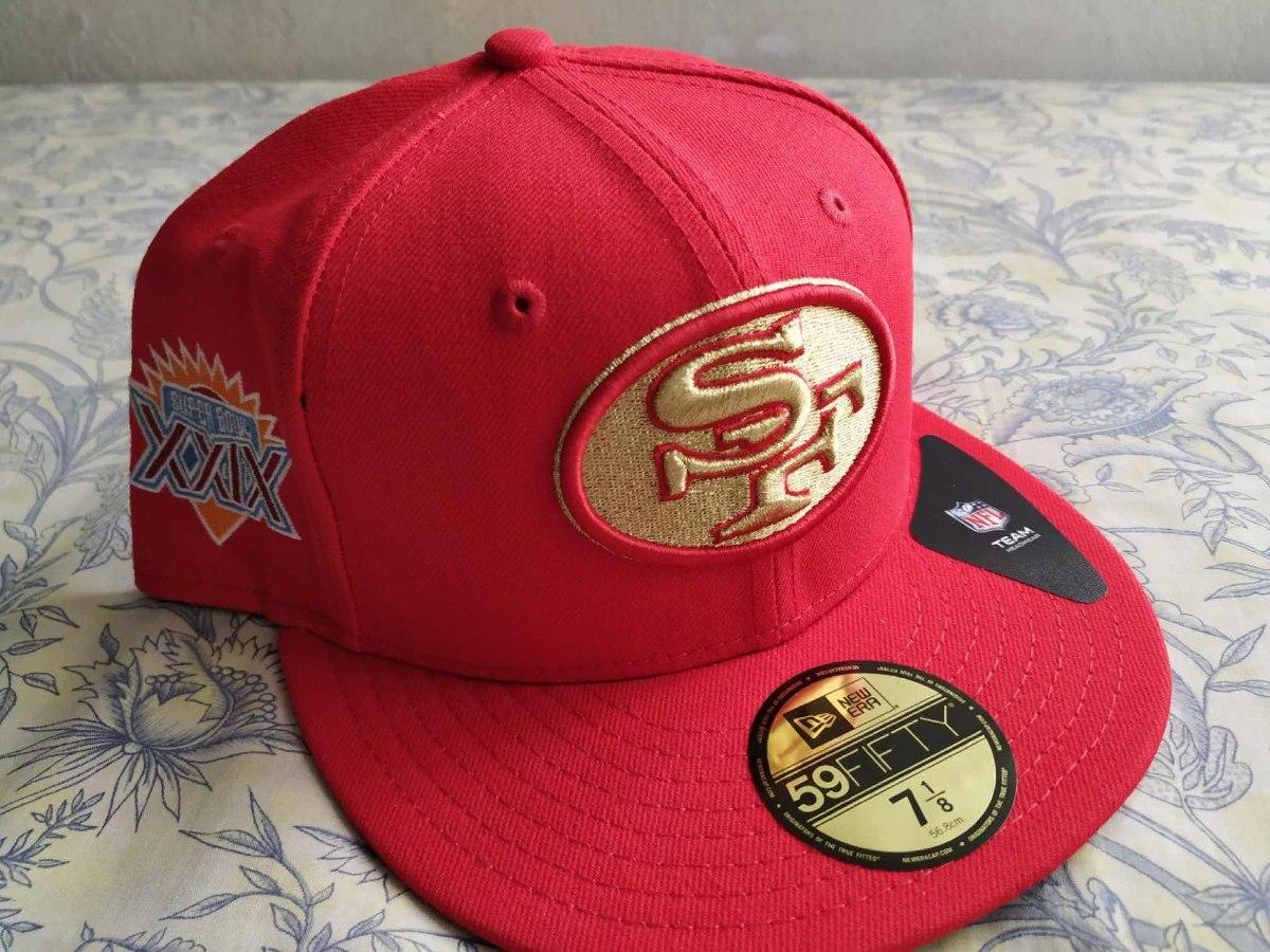 Gorra San Francisco 49ers 59fifty -   550.00 en Mercado Libre 09b346a9fa8